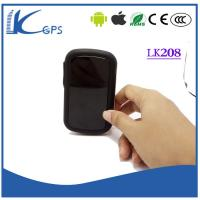 Wholesale LKGPS LK208 AGPS Smallest Magnetic GPS Tracker Alarm , Pet GPS Locator from china suppliers