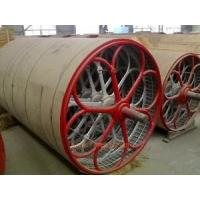 Quality Drum grid paper machine/ cylinder mould  for paper making machine or paper mills for sale