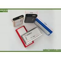 Wholesale Mini Portable Power Bank 2000mAh / Acrylic Mirror Power Bank For Mobile Phone Gift from china suppliers