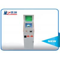 Wholesale RFID card self service library kiosk with Windows system , library self checkout kiosk from china suppliers