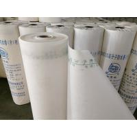 Customized Basement Waterproofing Membrane PE Material White Color Stable