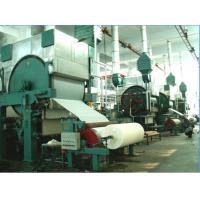 Wholesale Model 1575 tissue paper machine from china suppliers