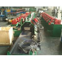 Wholesale High Speed Fly Cutting Purlin Roll Forming Machine With Two Sides Gear Box Driving from china suppliers
