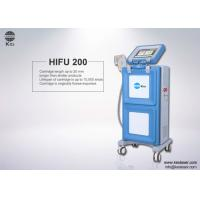 Wholesale High Performance Hifu Wrinkle Removal Machine , Anti Puffiness Skin Tightening Machine from china suppliers