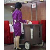 Wholesale Hot Sell Durable Adjustable Dish Cart from china suppliers