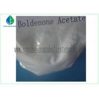 Wholesale CAS 846-46-0 Anabolic Boldenone Acetate , Fitness Boldenone Steroid Powder from china suppliers
