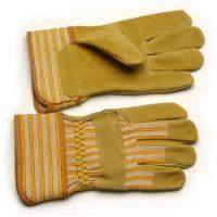 Wholesale Pig split leather single palm glove 603PBSFR from china suppliers