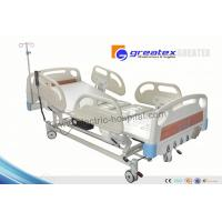 Wholesale GT-BE1403 Both controlled by manual and electric adjustable bed for patient from china suppliers