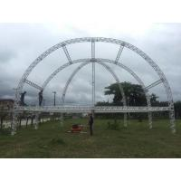 Wholesale 16m Span Outdoor Aluminum  Stage  Truss For Concert Truss , Corrosion Resistance from china suppliers