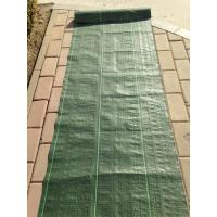Large plastic weed mat / ground cover