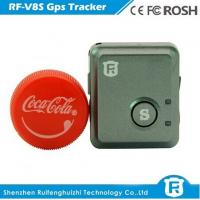 Wholesale gps mini tracker sos button device with one year battery reachfar rf-v8s from china suppliers