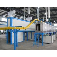 Wholesale Spray Pretreatment Powder Coating Line , Industrial Spray Booths For Metal from china suppliers