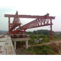 Wholesale JQG 400T-45M Beam Launcher/ Launcher gantry crane for highway/bridge from china suppliers