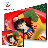 Wholesale 3.5mm Wall Mounted Seamless LCD Video Wall 4x4 For Shopping Mall from china suppliers