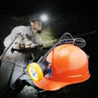 Buy cheap Cree rechargeable high power led mining cap lamp from wholesalers