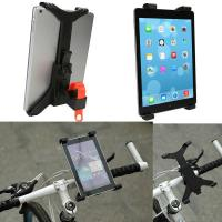 Universal Adjustable Rotatable Bike Mount Holder for 7 - 11 inch Tablet PC