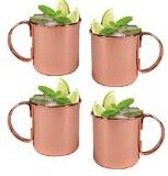 Quality copper mug/copper shaker/kitchen products/much version/manufactory for sale