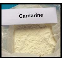 Wholesale Medicine Grade Cardarine Steroid With 99% Purity , Fat Burning Steroids White Solid from china suppliers
