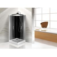 Wholesale Square White ABS Tray Corner Shower Cabins 900 X 900 CE SGS Certification from china suppliers
