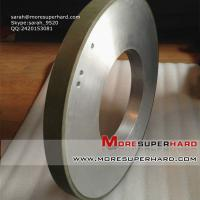 Wholesale for thermal spraying coating resin bond grinding wheel   sarah@moresuperhard.com from china suppliers