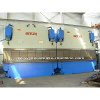 Quality Electrical 3200 T Allsteel Press Brake Steel Bending Equipment for sale