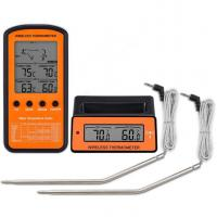 Wholesale DTH-106 Accurate New Two Probes Meat Thermometer with Backlight For Kitchen Cooking Outdoor BBQ/Grill from china suppliers