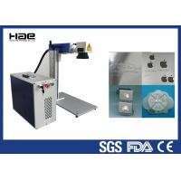 Wholesale Cnc Yag 3D Portable Mini Color Metal Laser Marking Machine 10W 20W 30W 50W from china suppliers