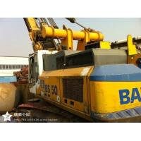Wholesale BAUER BG22  drill machines germany Rotary Drilling Rig BG18 BG25 BG26 from china suppliers