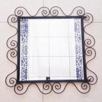 Buy cheap Photo Printing Mirror with Glue Processing and Digitally Colored Drawing Art from wholesalers