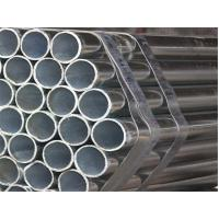 Wholesale S235JR / SPEC 5L ERW Pre Galvanized Steel Piping / Pre - GI Tubing W.T 0.7mm - 2.3mm from china suppliers