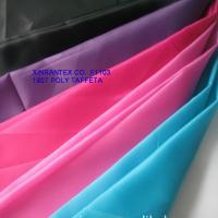 Wholesale F1103 190T 100%polyester taffeta printing for garment lining 66DX66D 60gsm 150cm from china suppliers