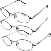 Wholesale Woman′s Metal Full Rim Optical Prescription Eyeglasses Frames Eyewear (6001) from china suppliers