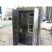 Quality No Damaged Tablet Coating Machine , Pill Coating Machine Good Flowability Mirror Polish for sale