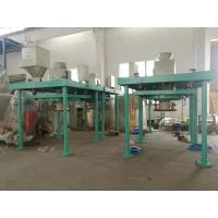 Wholesale 220V - 380V Auto Bagging Machines Customized Big Bag Filling Machine High Accuracy from china suppliers