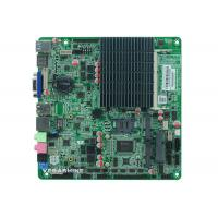 Wholesale Intel® Bay trail SOC J1900 Fanless thin mini-itx all in one Motherboard 6 COM / 2 USB3.0 from china suppliers