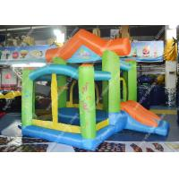 Wholesale Private Kids Durable Inflatable Bounce House Jumper Castle leadfree from china suppliers