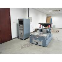 Wholesale ASTM D999-01 Standard Vibration Test Systems Vibration Table China Manufacturer from china suppliers