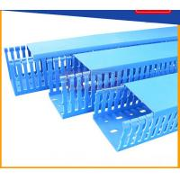 Quality Light Gray Hot Dipped Galvanized Cable Tray  Management Trays Customized for sale