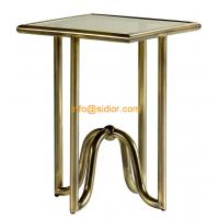 CL-5503 luxury hotel furniture tea table, center table, side table, glass top coffee table of ...
