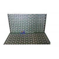 Wholesale Wave Type 500 Series Shale Shaker Screens With Materials Ss304 Or Ss316 from china suppliers