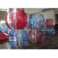 Wholesale Custom PVC TPU Inflatable Body Balls , Large Round Kids Loopy Balls from china suppliers