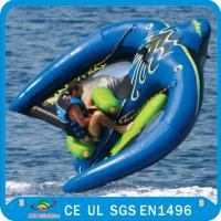 Wholesale Towable Inflatable Manta Ray Fish Boat, Inflatable Water Park Games from china suppliers