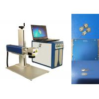 Wholesale Fiber Laser Marking Machine For Stainless Steel Cheapest , Metal Marking Machine from china suppliers