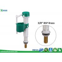 Wholesale Low Noise Bottom Entry Fill Valve Fast And Quiet To Refill Toilet Cistern Tank from china suppliers