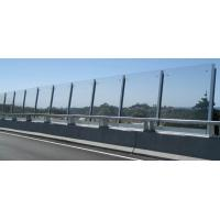 Wholesale Highway Fence Safety Glass Panel , PVB Laminated Safety Glass from china suppliers