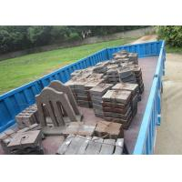 Wholesale BTMCr15 High Cr Cast iron Stepped Liners Cement Mill Liners High Abrasion Performance for Delivery from china suppliers