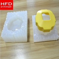 Buy cheap PEEK PTFE Vacuum Mold Casting from wholesalers