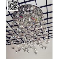 Wholesale Art handblown glass hanging birds ceiling lamps for sale from china suppliers