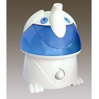 Wholesale 3.7L 220V Desktop Adjustable Ultrasonic Mist Humidifier with Water Scarcity Protection from china suppliers