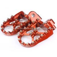 Wholesale Adjustable Motorcycle Wide Foot Pegs from china suppliers